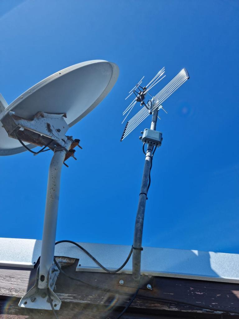 Freeview antena