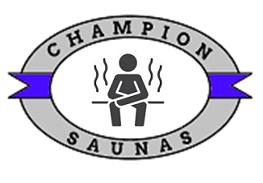 Client logo - champion saunas